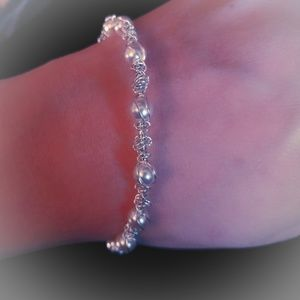 Jewelry - Square knot and half square knot bracelet